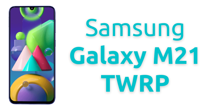 Samsung Galaxy M21 TWRP min How to Install TWRP Recovery on Samsung Galaxy M21